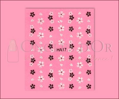 3-D Nail Sticker model HA17