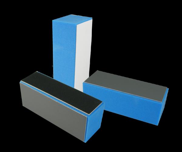 3 Sides Polisher Block Buffer (1 pc)