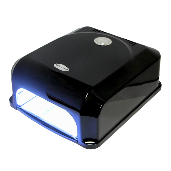 36 Watts UV Lamp with 120sec Timer (Induc) – Black 110V (A)