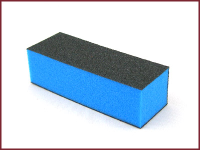 Blue Buffer Block (Grit 100/180) (Unit)