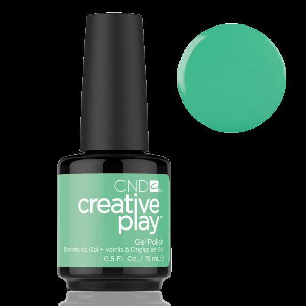 CND Creative Play Gel Polish #428 Youve Got Kale 0.5oz