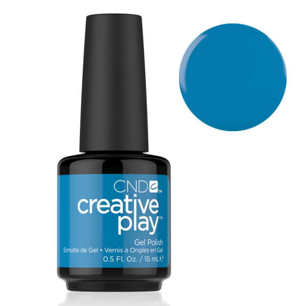 CND Creative Play Gel Polish #437 Skinny Jeans 0.5oz