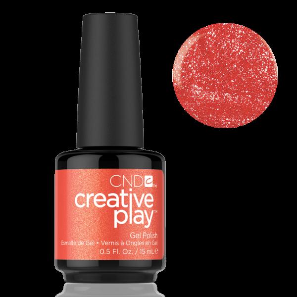 CND Creative Play Gel Polish #463 See You In Sienna 0.5oz