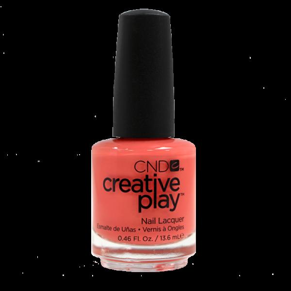 CND Creative Play Polish # 423 Peach Of Mind 13ml