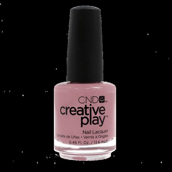 CND Creative Play Polish # 458 I Like to Mauve It 13ml