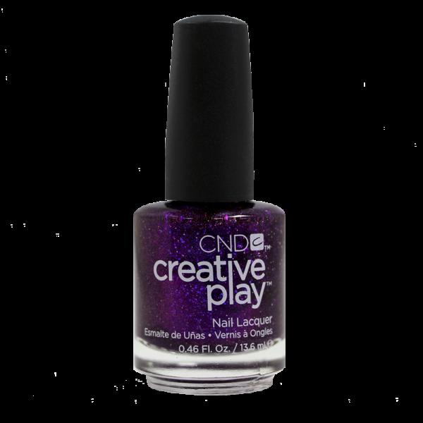 CND Creative Play Polish # 475 Positively Plumsy 13ml
