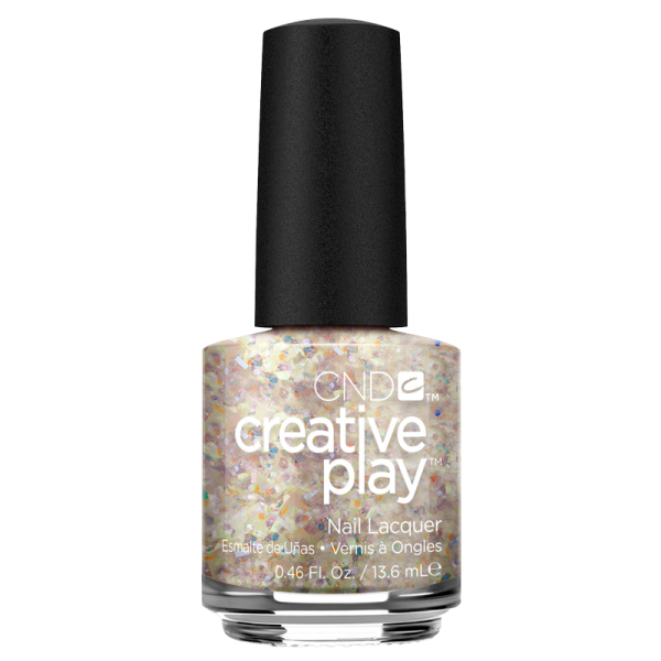 CND Creative Play Polish #522 Zoned Out 0.5oz