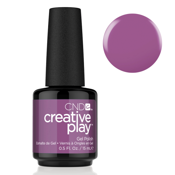 CND Creative Play UV Polish #518 Charged 0.5oz