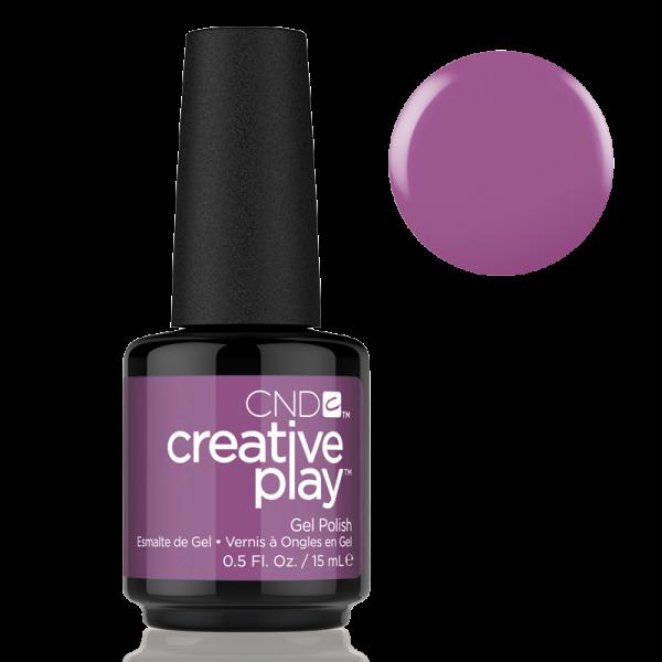 CND Creative Play UV Polish #518 Charged 0.5oz