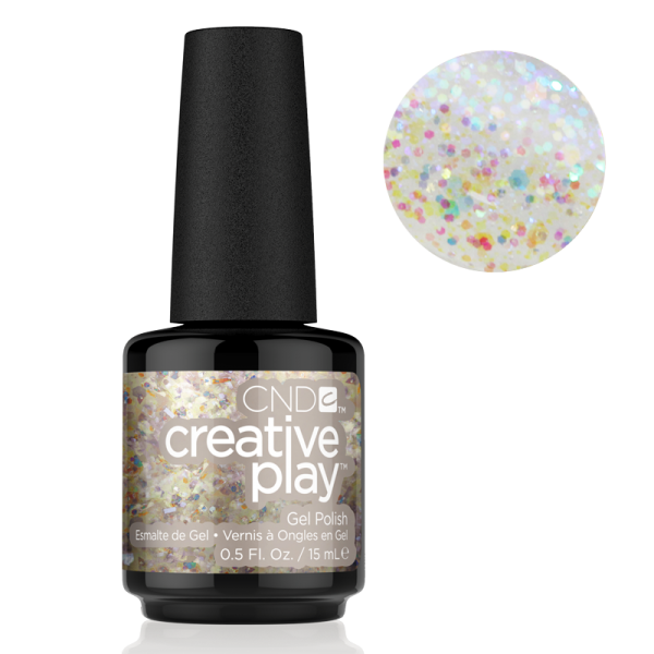 CND Creative Play UV Polish #522 Zoned Out 0.5oz