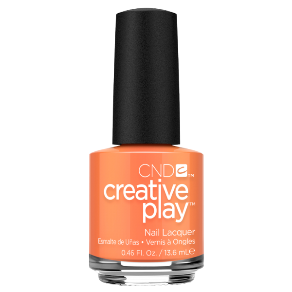 CND Creative Play Vernis #517 Fired Up 0.5oz