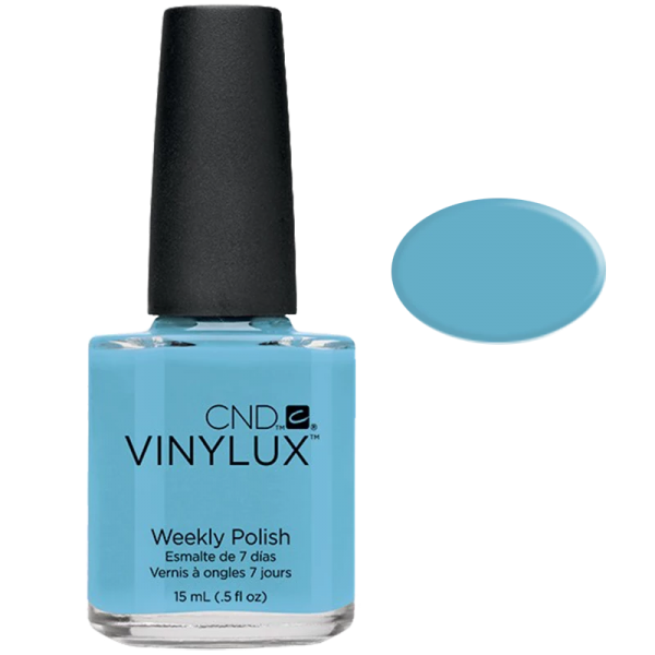 CND Vinylux Nail Polish 102 Azure Wish 15 mL