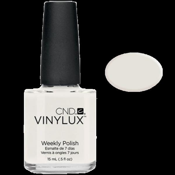 CND Vinylux Nail Polish Studio White 115 15 mL