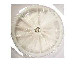 Empty Plastic Stone Wheel