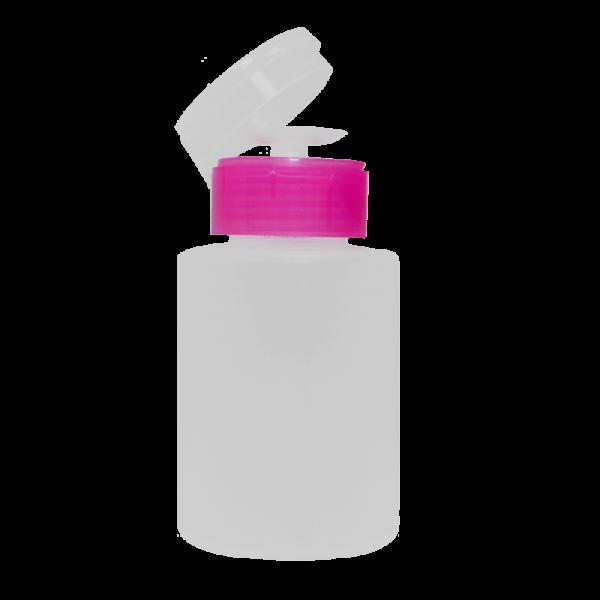 Fluid Menda Pump – 6 oz – Pink Lid