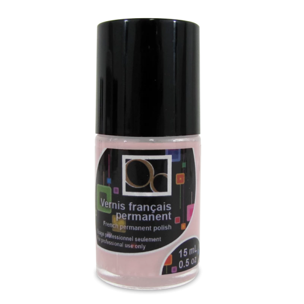 French Permanent Polish Nude 15 ml