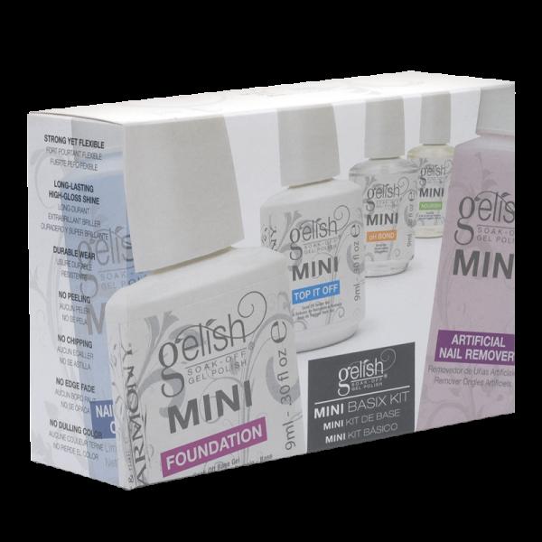 Gelish Gel Polish Basix Kit