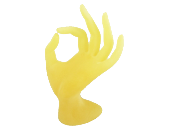 Glass Hand – Natural Color (PH05)
