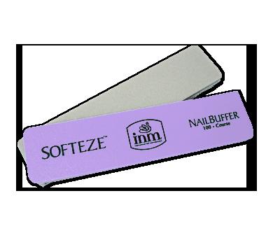 INM Nail File Softeze Medium 180 (INMBFSEM)