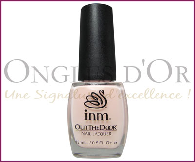 INM Out the Door French Pink Polish 1/2 oz (INMOTDL284)