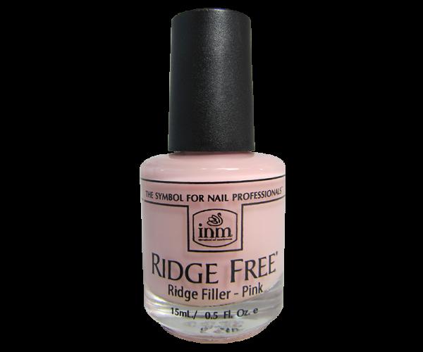 INM Ridge Free Pink Ridge Filler 1/2 oz