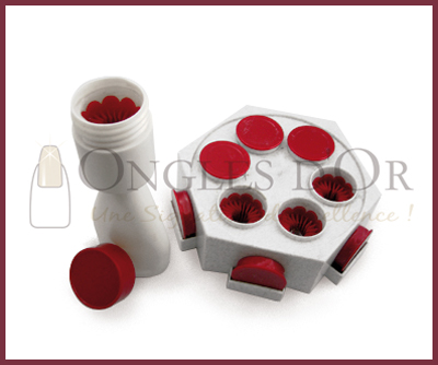 Magic Kit (6 holes tray + 1 Finger Bottle)