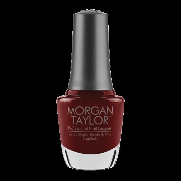 Morgan Taylor Nail Polish Angling for a Kiss 15mL