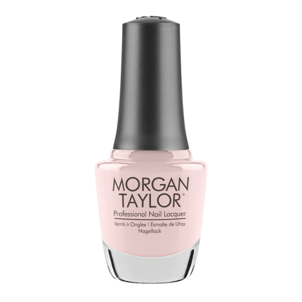 Morgan Taylor Nail Polish Curls & Pearls 15mL