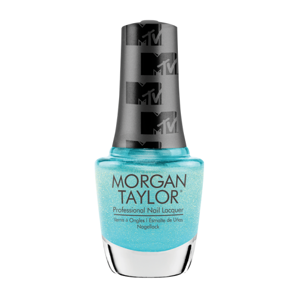 Morgan Taylor Nail Polish Electric Remix 15mL