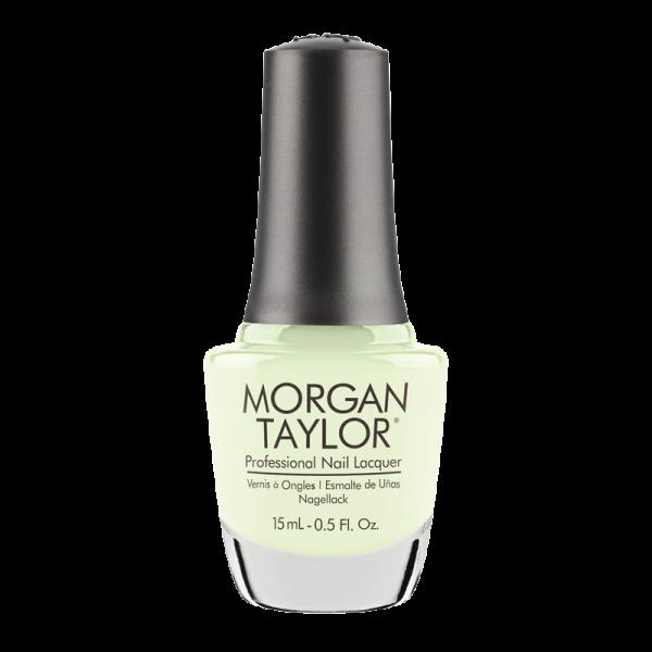 Morgan Taylor Nail Polish Glow in the Dark 15mL (Top Coat)