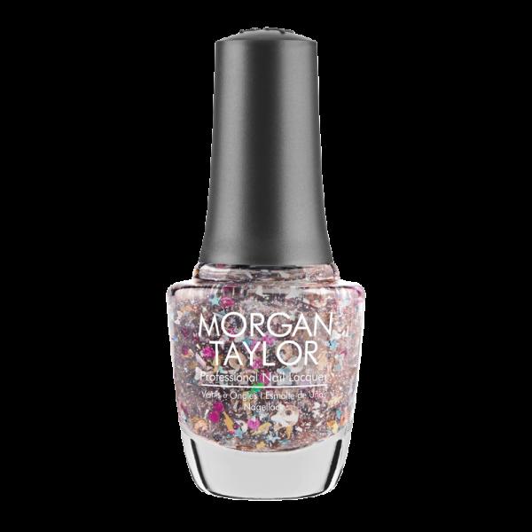 Morgan Taylor Nail Polish Over-the-Top Pop 15mL