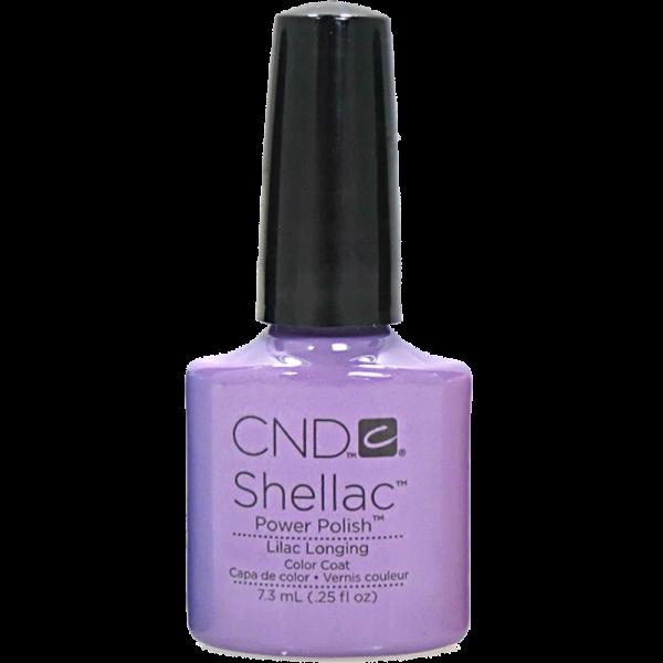 Shellac UV Polish Lilac Longing 7.3 ML