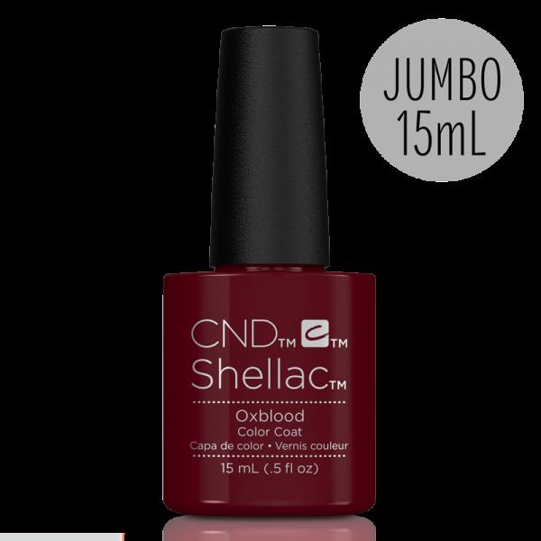 Shellac UV Polish Oxblood JUMBO 0,5 oz