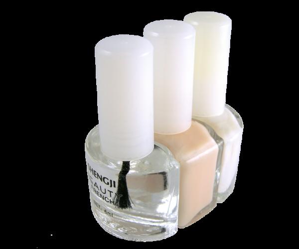 Shengji French Manucure Nail Polish Kit (3x6mL)