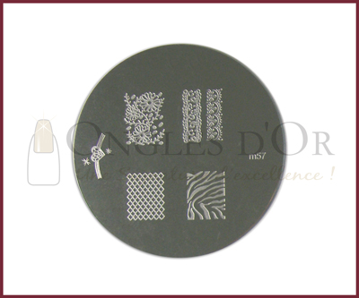 Stamping Image Plate M57