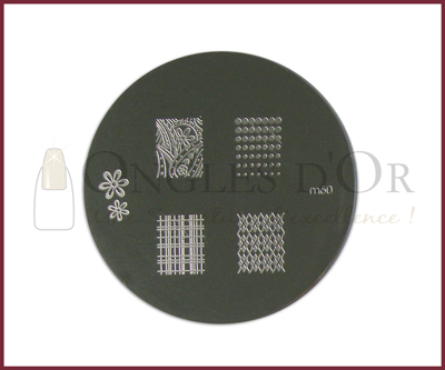 Stamping Image Plate M60