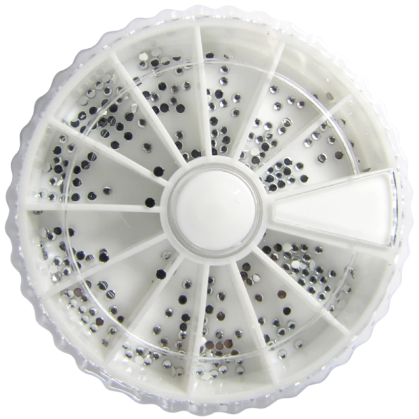 Stone Wheel – Round Shaped – Clear Color 1.2w