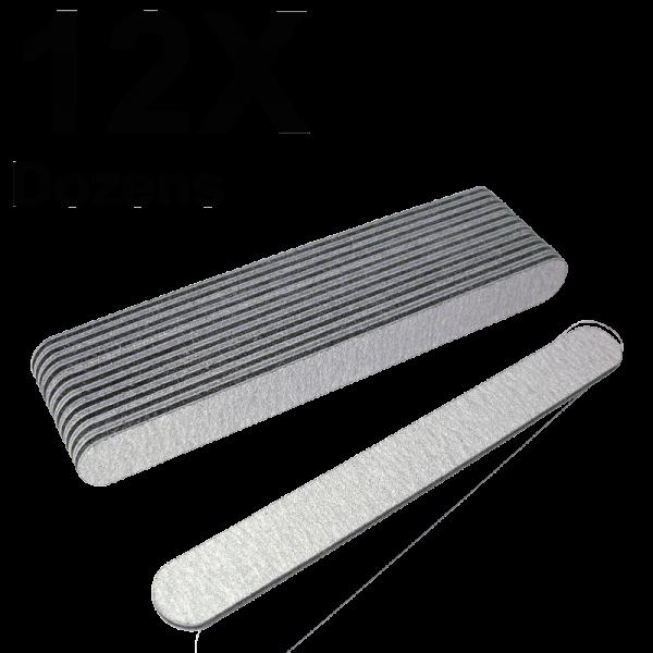 Straight Files Zebra 100/100 (12 Dozens) W