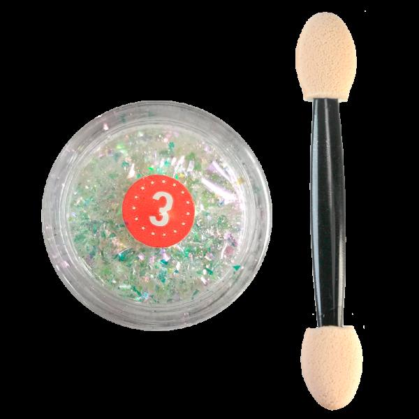 Valerie Ducharme Pigment Opal Flakes #3