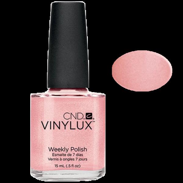 Vinylux CND Nail Polish 118 Grapefruit Sparkle 15 mL