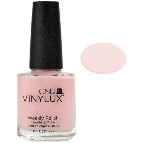 Vinylux CND Nail Polish 132 Negligee 15 mL
