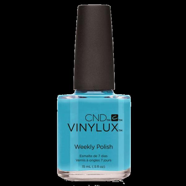 Vinylux CND Nail Polish 211 Digi-Teal 15 mL