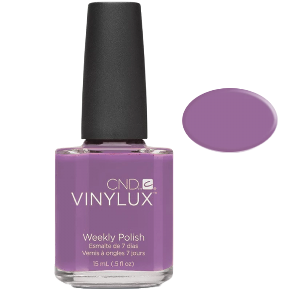 Vinylux Nail Polish 125 Lilac Longing 15 mL CND