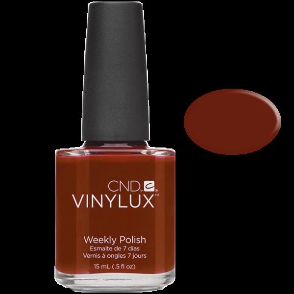Vinylux Nail Polish 161 Burnt Romance 15 mL CND